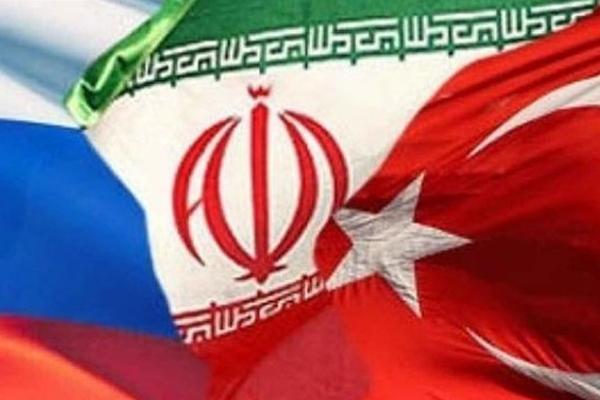خبراء الدول الثلاث بحثوا جميع أبعاد الأزمة السورية