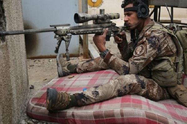 قناص عراقي