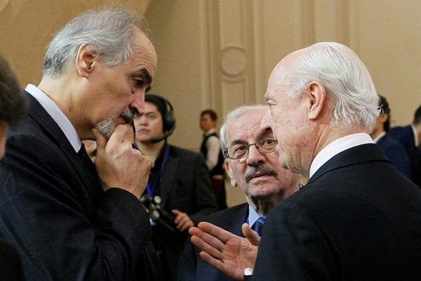 المعارضة السورية تستفسر عن آليات دي ميستورا