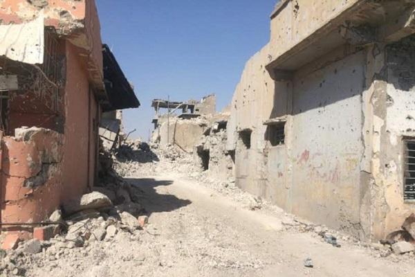 قوات خاصة تقتحم مركز قيادة داعش بالموصل القديمة