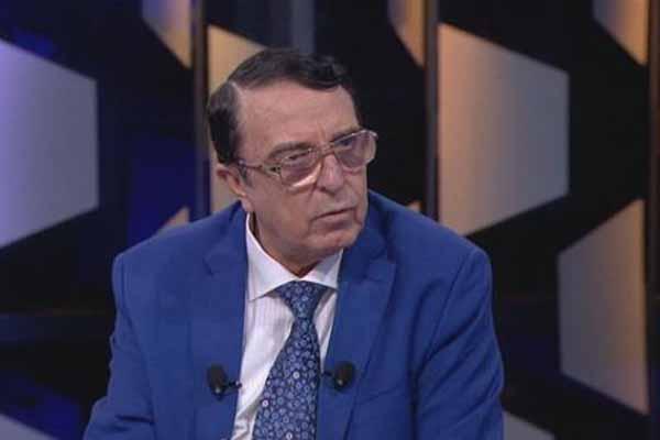 المتحدث الرسمي باسم الهيئة العليا للمفاوضات الدكتور رياض نعسان آغا