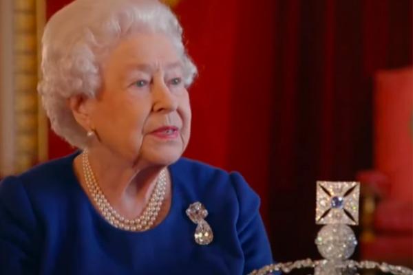 الملكة اليزابيث في حوار مع بي بي سي