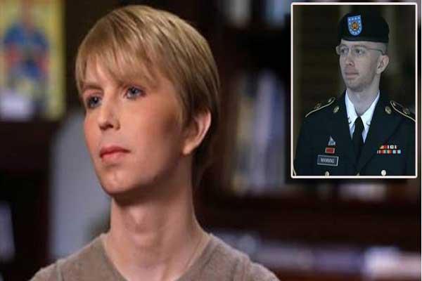 تشيلسي مانينغ التي كانت قبل التحول الجنسي الجندي برادلي