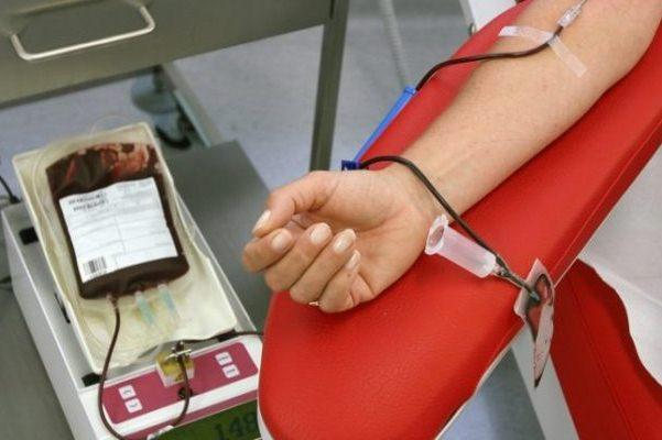 قافلة للتبرع بالدم