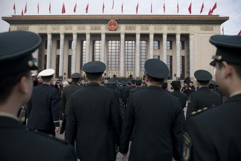 الصين ستنفق 175 مليار دولار على جيشها في العام 2018