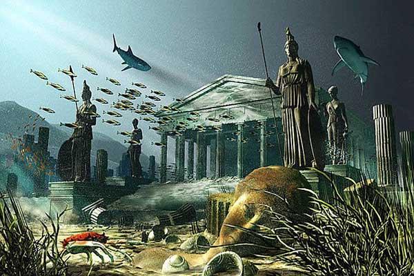 مجرد أسطورة... لا مدينة بالمياه مغمورة