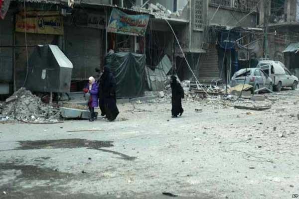 الاغتصاب أسلوب مقايضة يتبعه النظام في سوريا