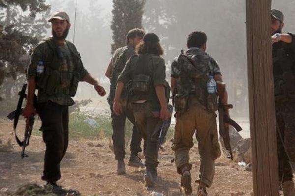 اشتباكات بين جبهة تحرير سوريا وهيئة تحرير الشام