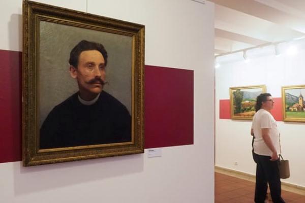 نحو 60 في المئة من مجموعة الأعمال الفنية لمتحف مدينة ايلن مزيفة