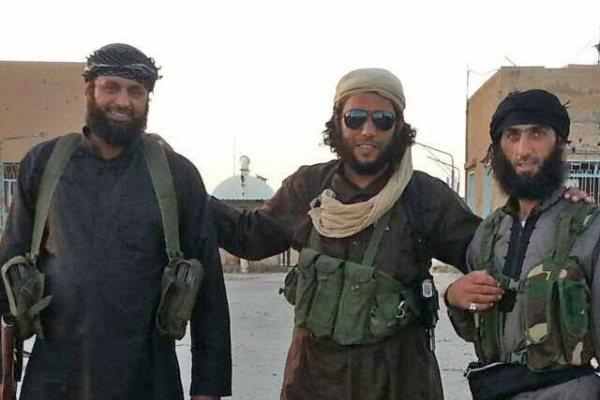 ثلاثة من قادة داعش اعتقلتهم القوات العراقية داخل الأراضي السورية
