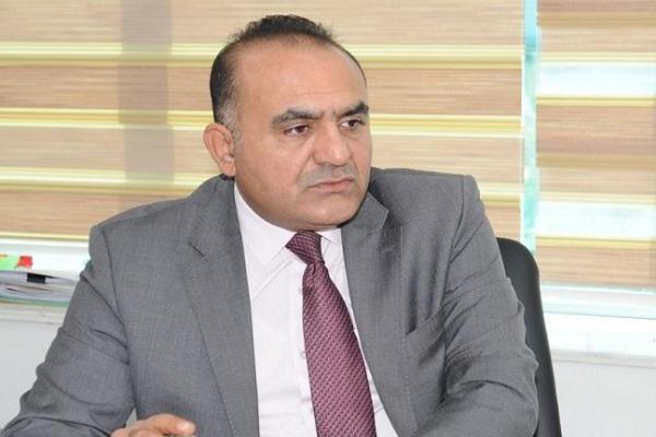 القاضي عبد الستار بيرقدار المتحدث الرسمي باسم مجلس القضاء العراقي الاعلى