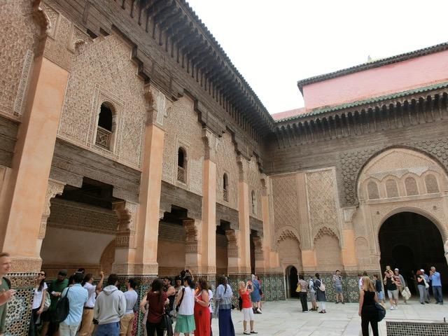مدرسة بن يوسف في مراكش
