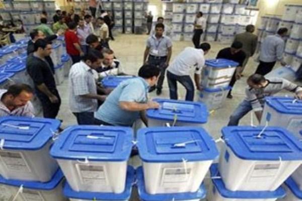صناديق الاقتراع بمفوضية الانتخابات العراقية أصبحت بعهدة القضاء الاعلى العراقي