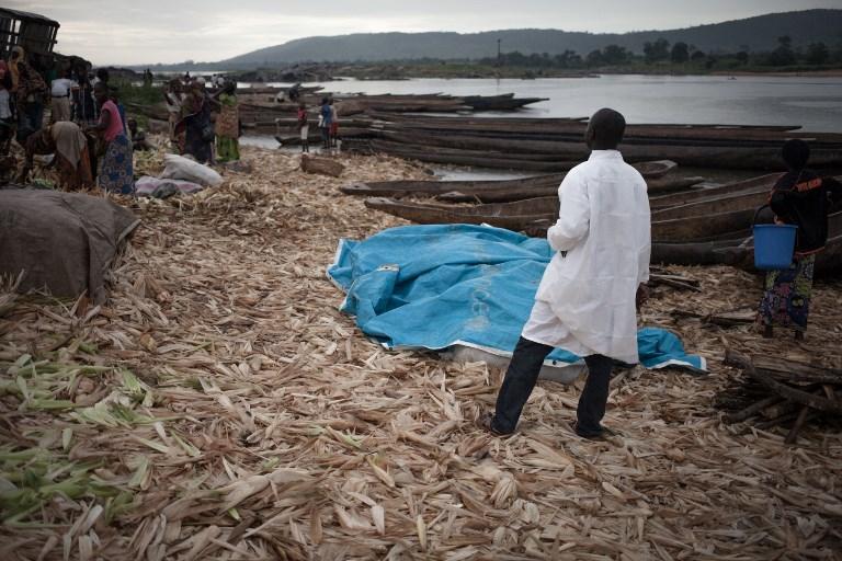 منظمة الصحة العالمية تتوقع وضع حد لتفشي الايبولا في الكونغو الديموقراطية قريبا