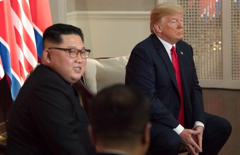 التغير الذي ميز موقف الزعيم الكوري الشمالي لم يأت من فراغ