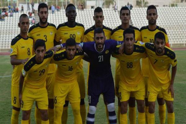 فريقه العهد اللبناني