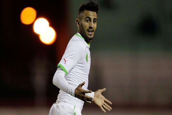 النجم الجزائري رياض محرز