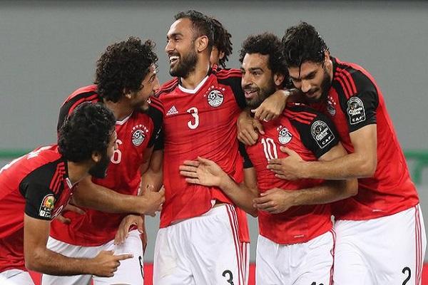 مصر تتأهل الى الدور ربع النهائي