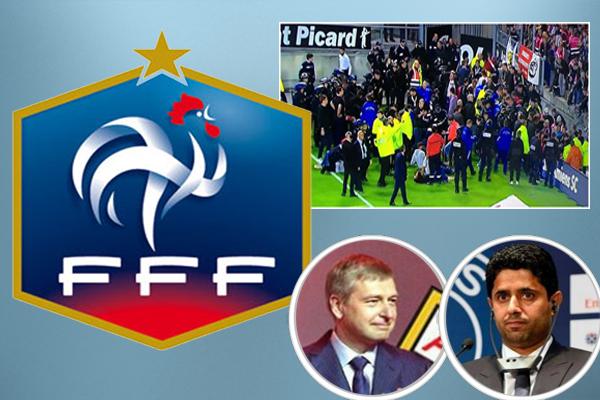 الرابطة لا تعتبر أن لهذه الفضائح تاثيراً كبيراً على صورة الكرة الفرنسية لانها لا تشكل سوى استثناء