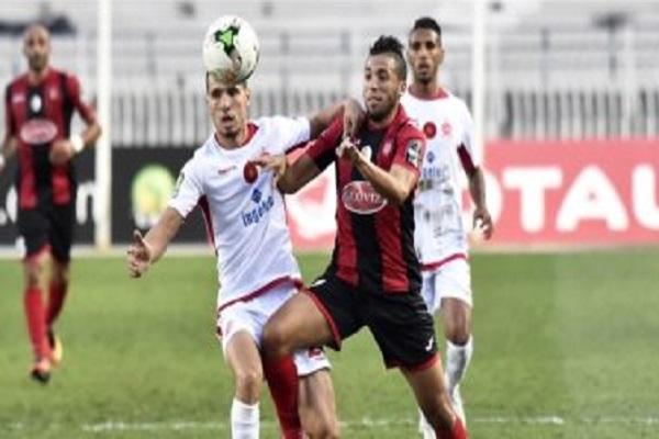 الوداد البيضاوي إلى نهائي دوري أبطال أفريقيا على حساب اتحاد العاصمة