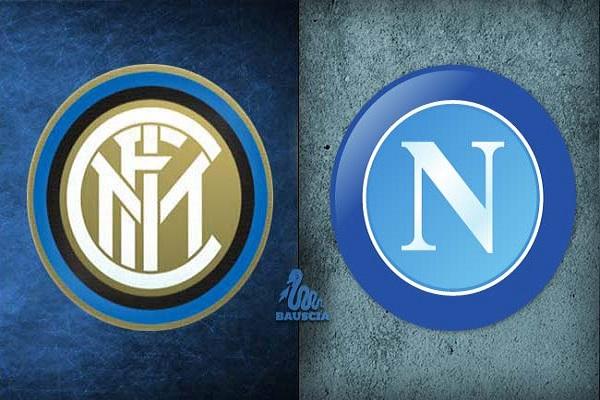 لقاء قمة بين نابولي وانتر في الدوري الإيطالي