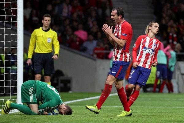 اتلتيكو مدريد ينتزع تعادلا صعبا من  ضيفه المتواضع قره باخ الاذربيجاني