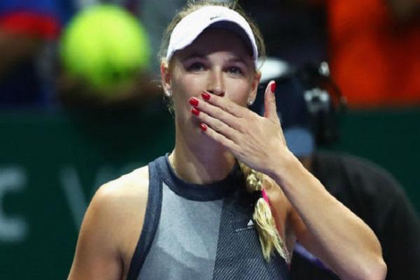 فوزنياكي تلتحق ببليسكوفا في نصف نهائي بطولة الماسترز