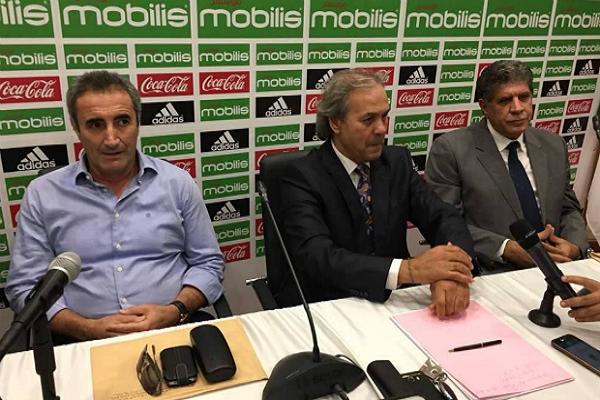 ماجر يعيد استدعاء سليماني ومحرز وبن طالب للمنتخب الجزائري