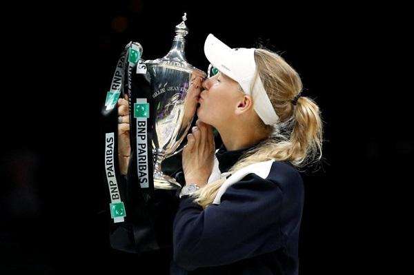 فوزنياكي تحرز لقبها الأول في بطولة الماسترز على حساب فينوس وليامس