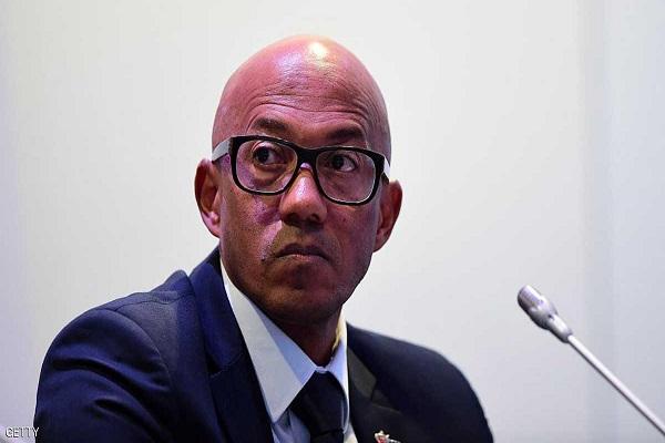الأولمبية الدولية توقف الناميبي فريديريكس بعد اتهامه من القضاء الفرنسي