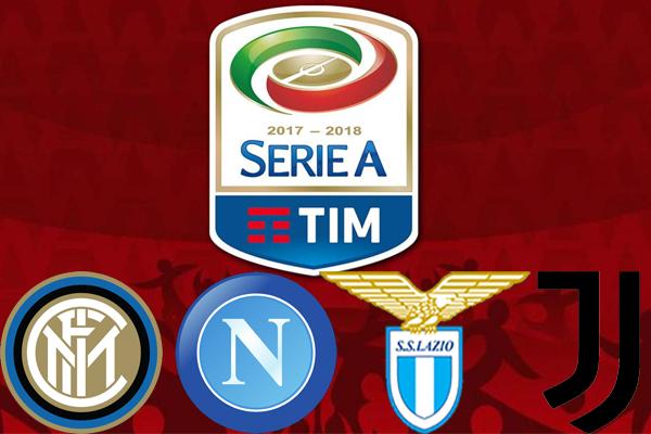 تخوض فرق الصدارة مباريات سهلة في المرحلة الثانية عشرة من بطولة ايطاليا