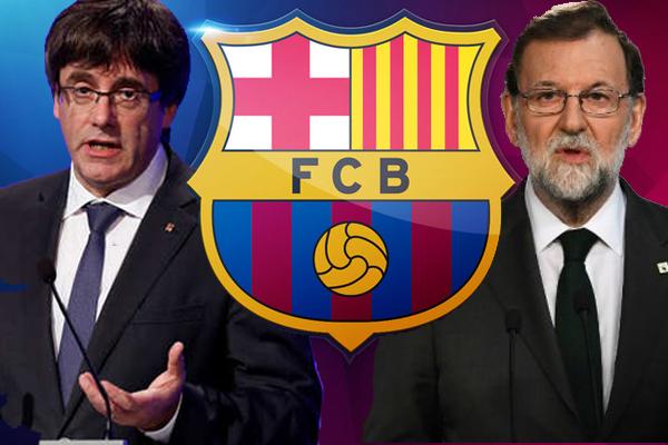 انتقد نادي برشلونة القرار الذي يقضي باعتقال 8 من وزراء كتالونيا السابقين وسعي الدولة الإسبانية لإصدار مذكرة اعتقال في أنحاء أوروبا