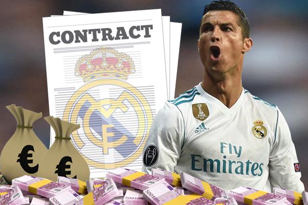 نادي ريال مدريد يستهدف حسم تجديد عقد نجم الفريق الأول كريستيانو رونالدو قبل نهاية السنة الجارية