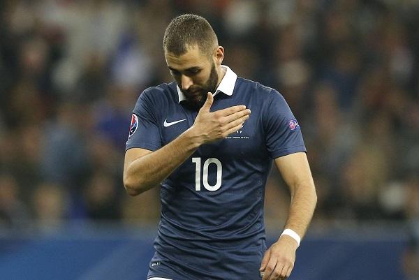 بنزيمة: لا عودة إلى المنتخب الفرنسي طالما بقي ديشان مدربا