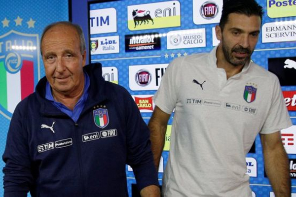 مباراة السويد مهمة بالنسبة لتاريخ الكرة الإيطالية