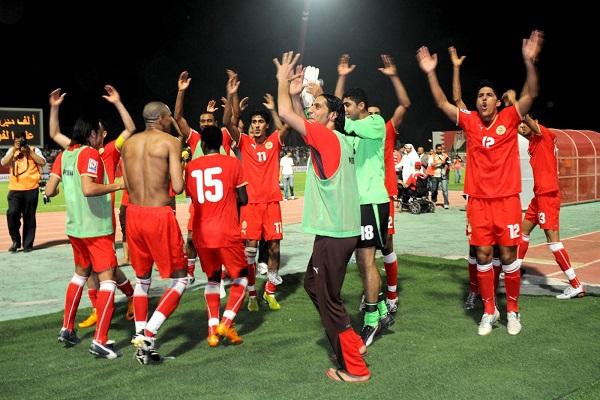 البحرين تتخطى سنغافورة وتتأهل لنهائيات كأس آسيا 2019