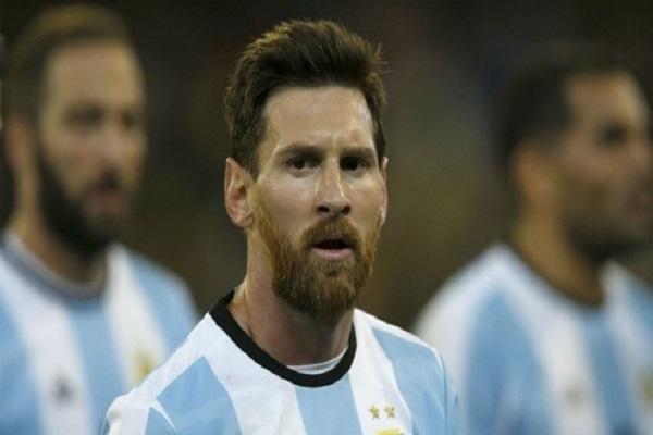 ميسي يغيب عن ودية الأرجنتين ضد نيجيريا للراحة