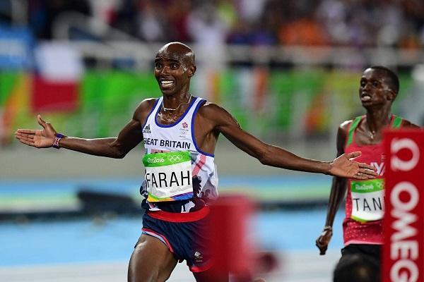 فرح لا يستبعد المشاركة في ماراتون أولمبياد 2020