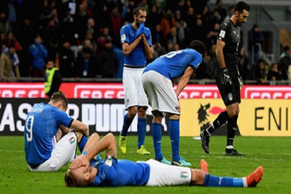 إيطاليا تحاول استيعاب صدمة عدم التأهل إلى نهائيات كأس العالم