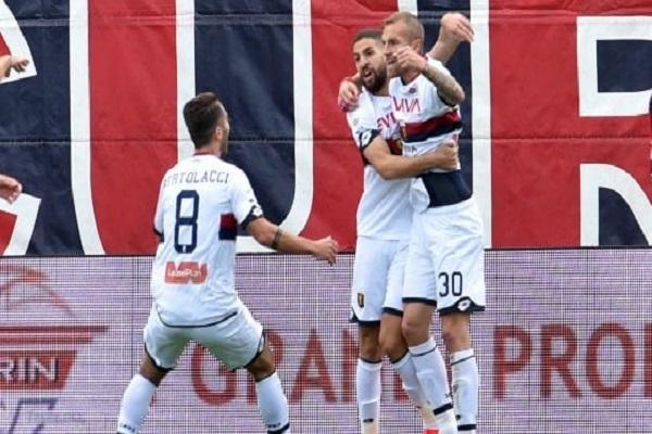 الفوز الثاني لجنوى هذا الموسم في الدوري الإيطالي