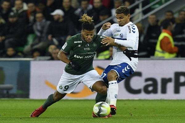 سانت اتيان يواصل نزيف النقاط في الدوري الفرنسي