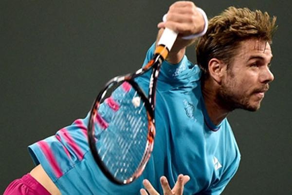 أكد السويسري ستانيسلاس فافرينكا المصنف ثالثا تفوقه على منافسه الألماني فيليب كولشرايبر