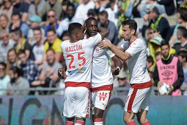 بوردو يشدد الخناق على ليون في الدوري الفرنسي