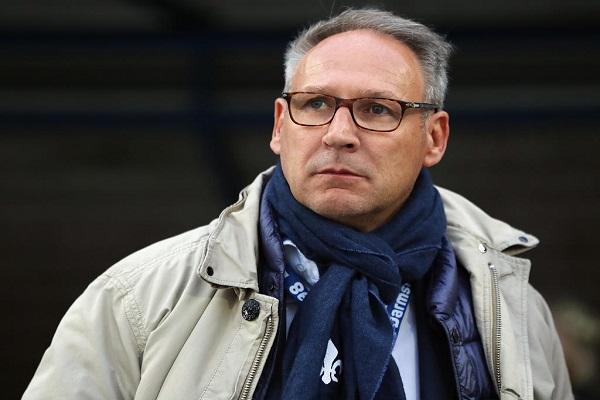 رئيس نادي درامشتات متذيل الدوري الالماني روديغر فريتش