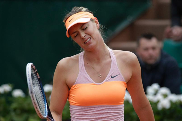 اعلنت لاعبة كرة المضرب الروسية ماريا شارابوفا الاربعاء ان حبها للعبة ازاداد بعد الايقاف لمدة 15 شهرا