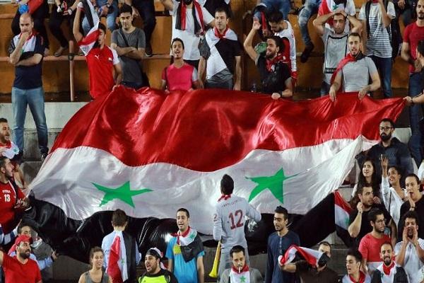 حلم التأهل إلى مونديال كرة القدم يوحد السوريين
