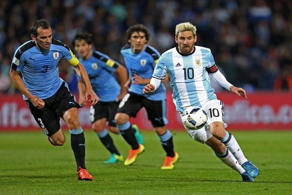 الأرجنتين وتشيلي تسعيان للأفضلية