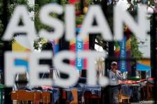 تلوث الهواء يلف جاكرتا عشية افتتاح الألعاب الآسيوية