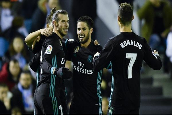 تعرف على الرواتب الأسبوعية لنجوم ريال مدريد