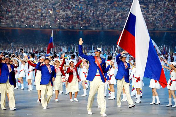 اعلنت اللجنة المكلفة من قبل اللجنة الاولمبية الدولية باختيار الرياضيين الروس